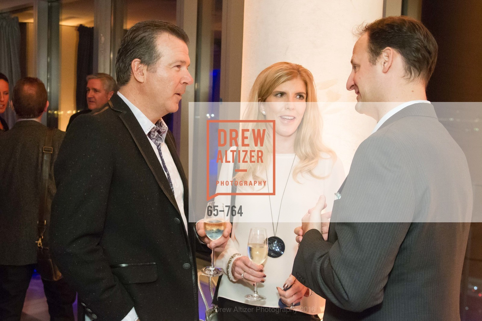 Tod Nielsen, Allison Nielsen, Ron Tumpowsky, LUMINA and The Bay Lights Reillumination Celebration, LUMINA. Penthouses 36A and 36B, January 26th, 2016,Drew Altizer, Drew Altizer Photography, full-service event agency, private events, San Francisco photographer, photographer California