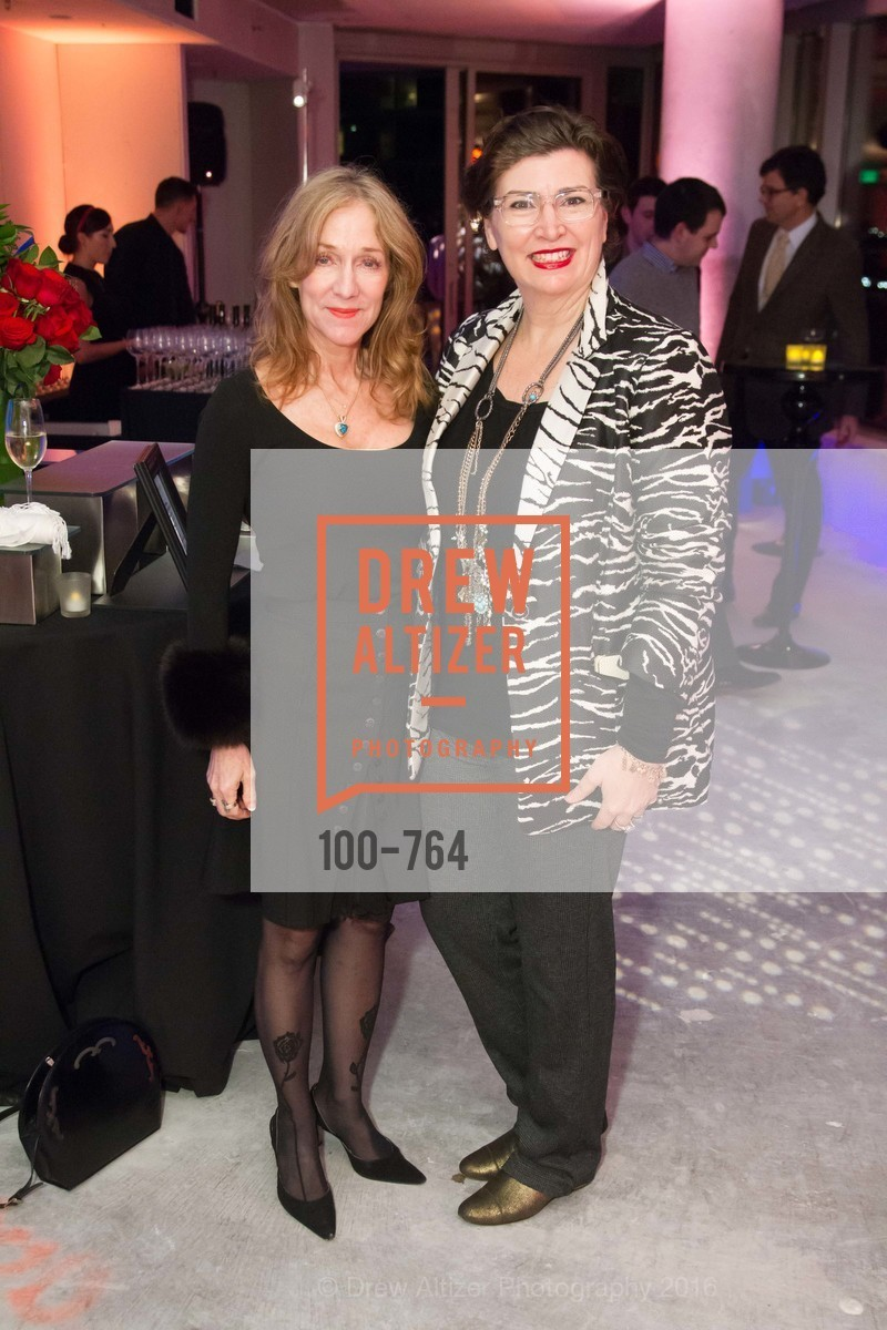 Jill Manton, Amy Critchett, LUMINA and The Bay Lights Reillumination Celebration, LUMINA. Penthouses 36A and 36B, January 26th, 2016,Drew Altizer, Drew Altizer Photography, full-service agency, private events, San Francisco photographer, photographer california