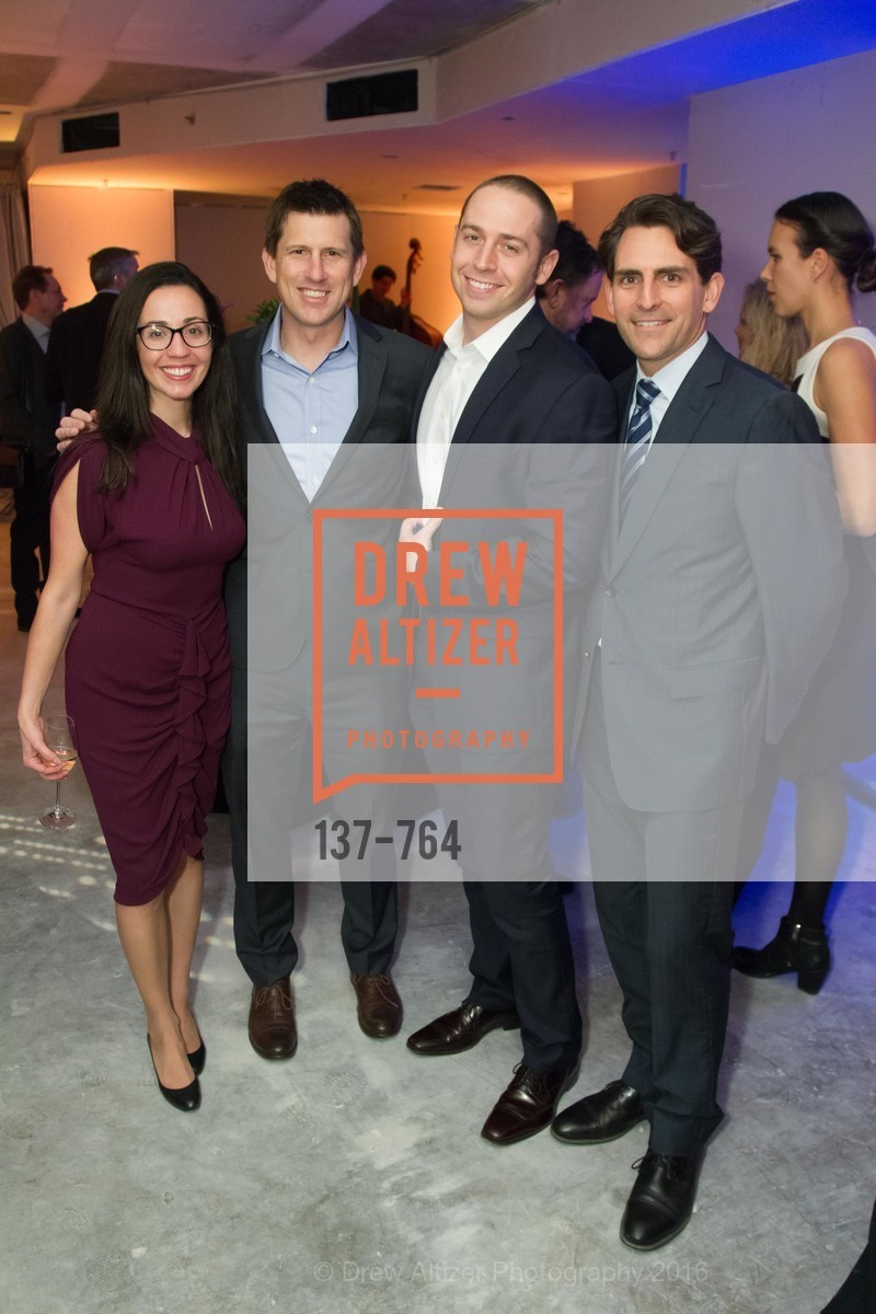 Natalie Martirosian, Matt Biss, JW Victor, Andrew Hannon, LUMINA and The Bay Lights Reillumination Celebration, LUMINA. Penthouses 36A and 36B, January 26th, 2016,Drew Altizer, Drew Altizer Photography, full-service agency, private events, San Francisco photographer, photographer california