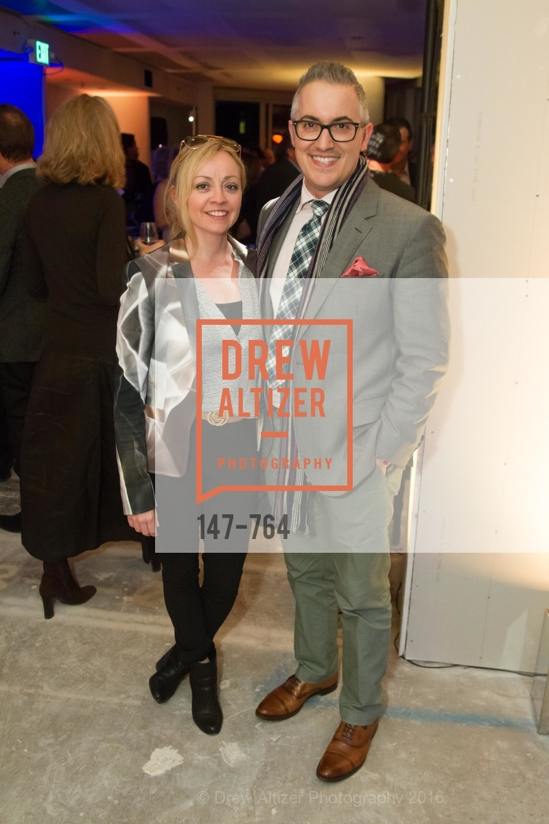 Rebecca Kaykas-Wolff, Jascha Kaykas-Wolff, LUMINA and The Bay Lights Reillumination Celebration, LUMINA. Penthouses 36A and 36B, January 26th, 2016,Drew Altizer, Drew Altizer Photography, full-service agency, private events, San Francisco photographer, photographer california