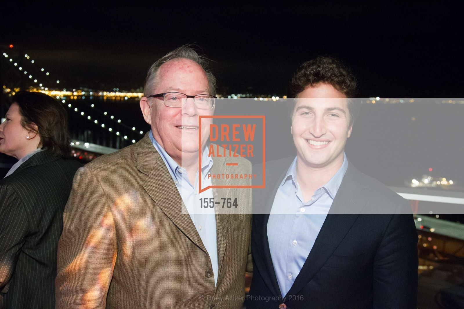 John Twomey, Matthew Goldman, LUMINA and The Bay Lights Reillumination Celebration, LUMINA. Penthouses 36A and 36B, January 26th, 2016,Drew Altizer, Drew Altizer Photography, full-service agency, private events, San Francisco photographer, photographer california