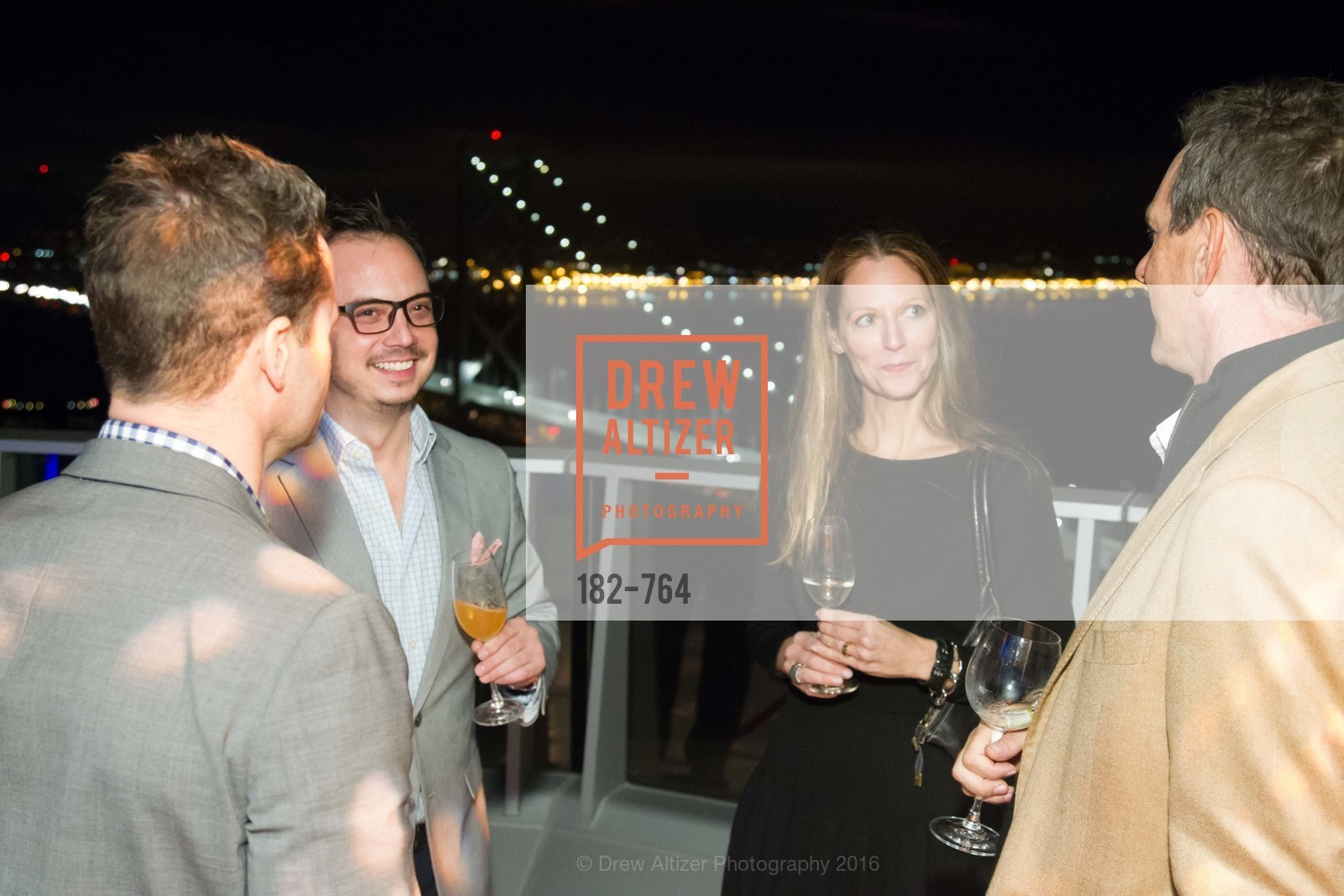 Mauricio Garcia, Cyndi Connors, LUMINA and The Bay Lights Reillumination Celebration, LUMINA. Penthouses 36A and 36B, January 26th, 2016,Drew Altizer, Drew Altizer Photography, full-service agency, private events, San Francisco photographer, photographer california