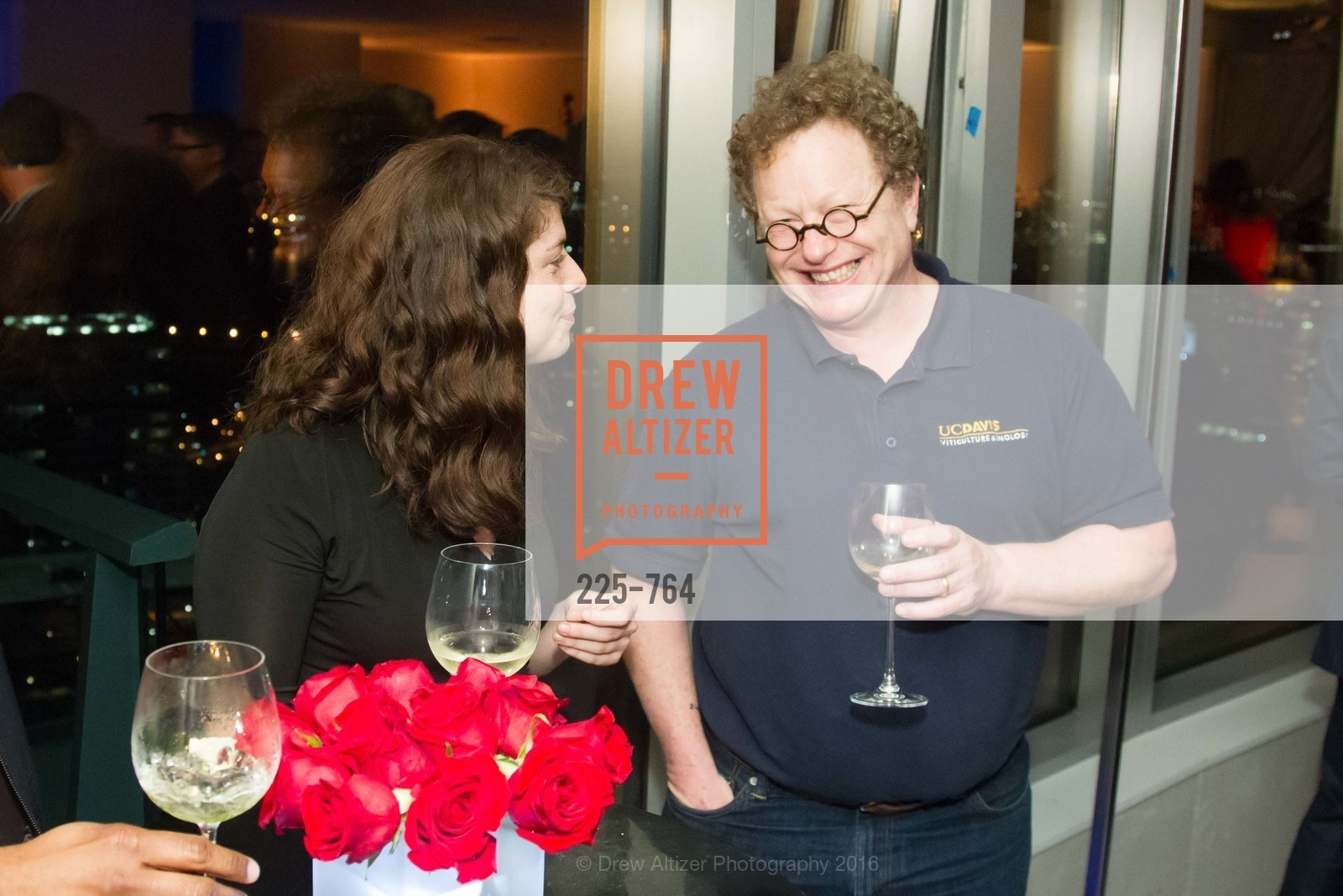 Hillary Klein, Ed Frank, LUMINA and The Bay Lights Reillumination Celebration, LUMINA. Penthouses 36A and 36B, January 26th, 2016,Drew Altizer, Drew Altizer Photography, full-service agency, private events, San Francisco photographer, photographer california