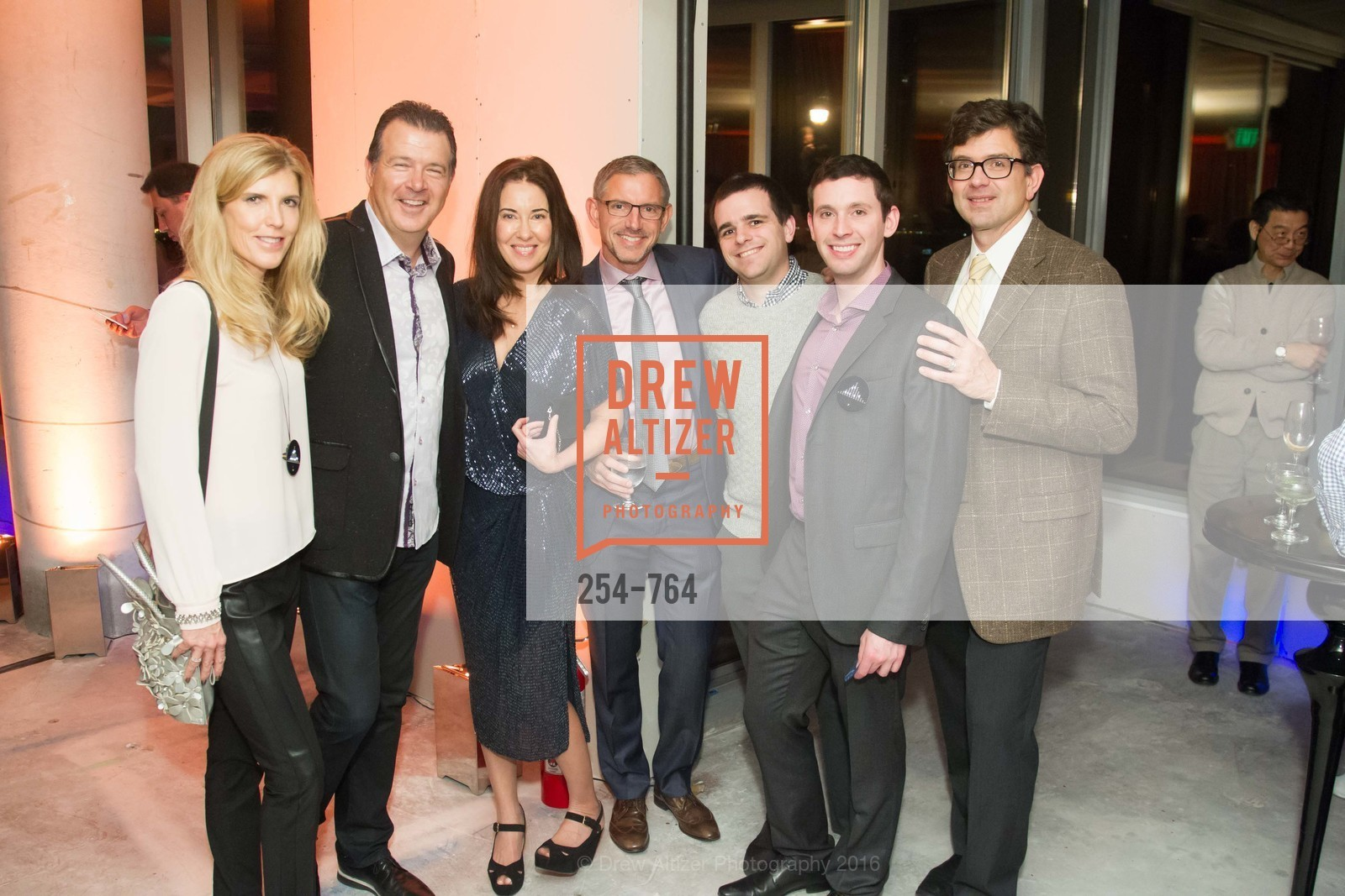 Allison Nielsen, Tod Nielsen, Vanessa Inn, Ben Davis, Seth Mickenberg, Alfredo Silva, Paul Jahn, LUMINA and The Bay Lights Reillumination Celebration, LUMINA. Penthouses 36A and 36B, January 26th, 2016,Drew Altizer, Drew Altizer Photography, full-service agency, private events, San Francisco photographer, photographer california