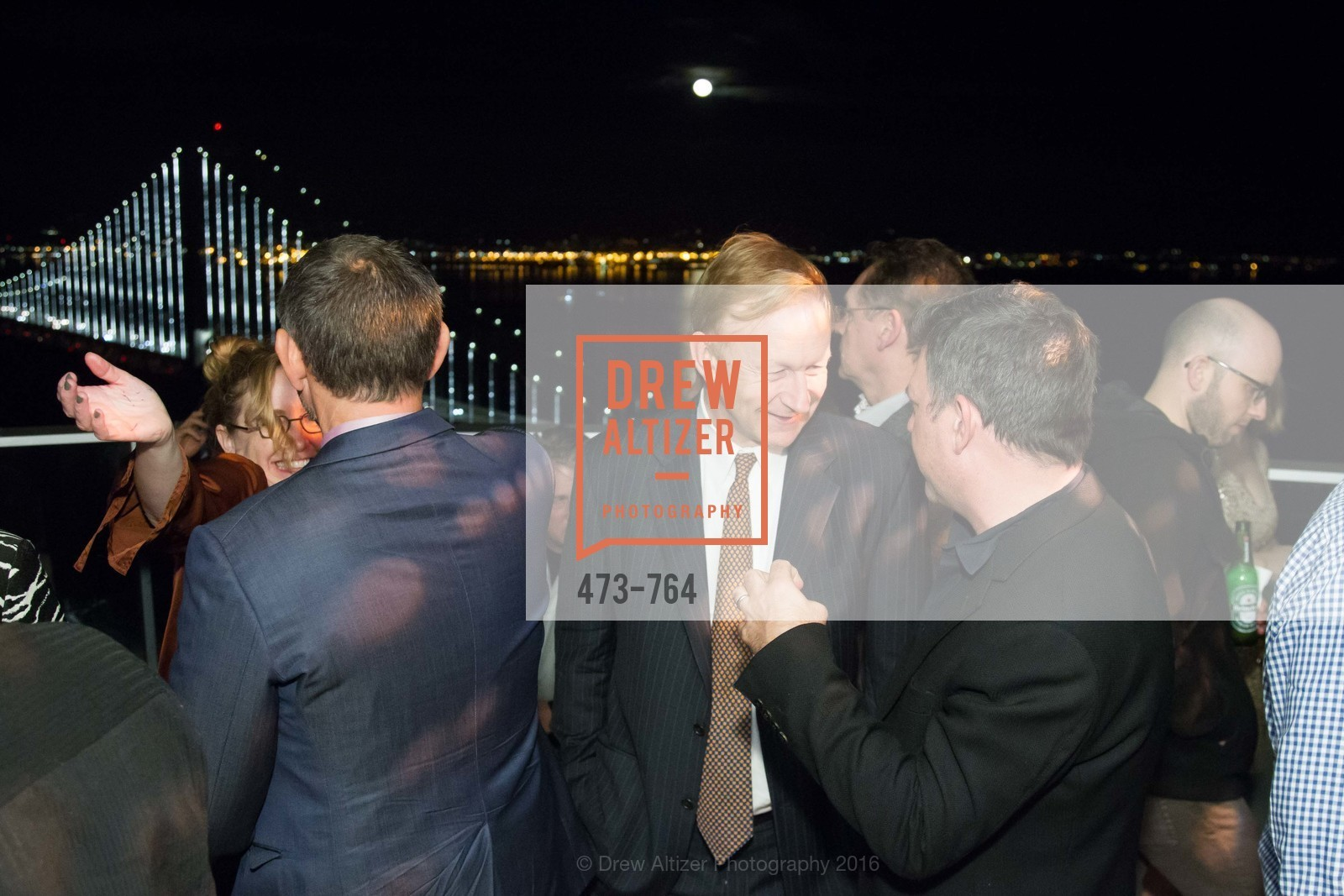 Carl Shannon, LUMINA and The Bay Lights Reillumination Celebration, LUMINA. Penthouses 36A and 36B, January 26th, 2016,Drew Altizer, Drew Altizer Photography, full-service agency, private events, San Francisco photographer, photographer california
