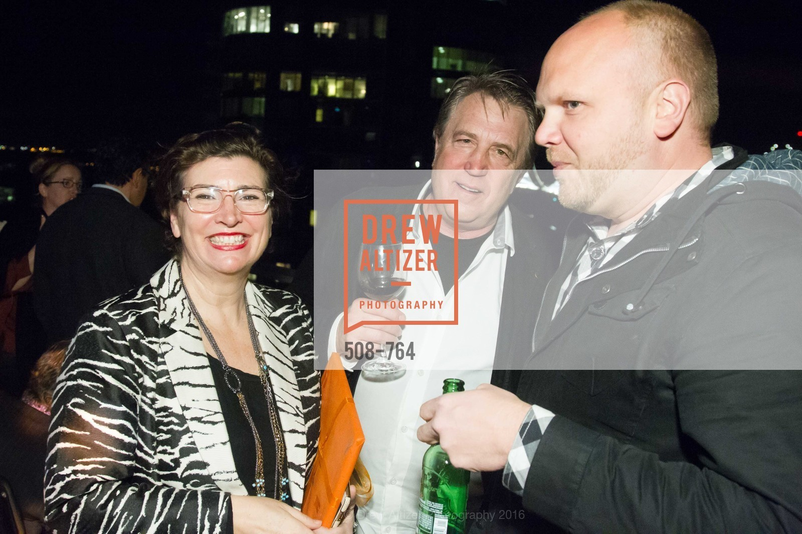 Amy Critchett, Jon Blaufar, Jeremy Ambers, LUMINA and The Bay Lights Reillumination Celebration, LUMINA. Penthouses 36A and 36B, January 26th, 2016,Drew Altizer, Drew Altizer Photography, full-service agency, private events, San Francisco photographer, photographer california