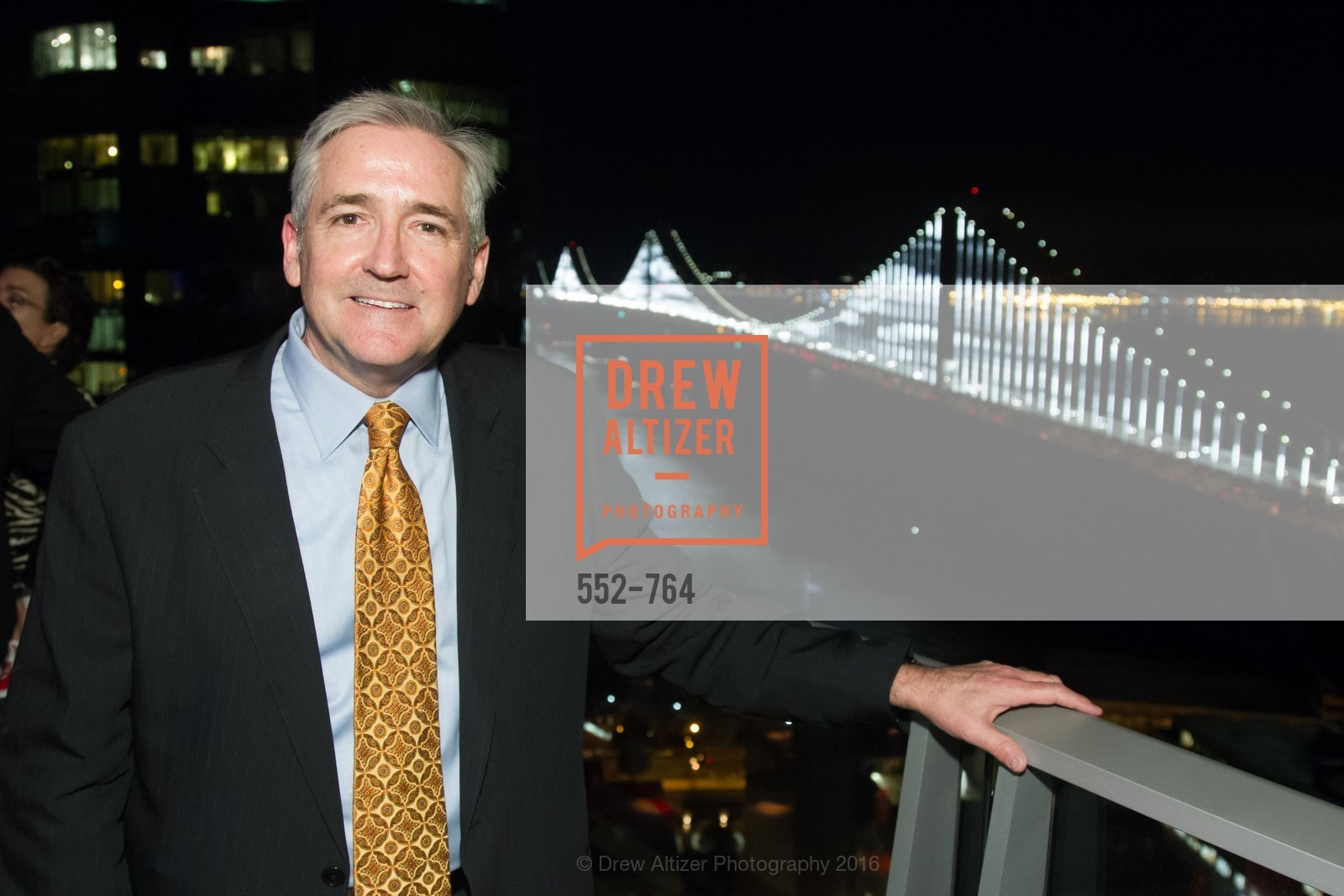Gary Pike, LUMINA and The Bay Lights Reillumination Celebration, LUMINA. Penthouses 36A and 36B, January 26th, 2016,Drew Altizer, Drew Altizer Photography, full-service event agency, private events, San Francisco photographer, photographer California