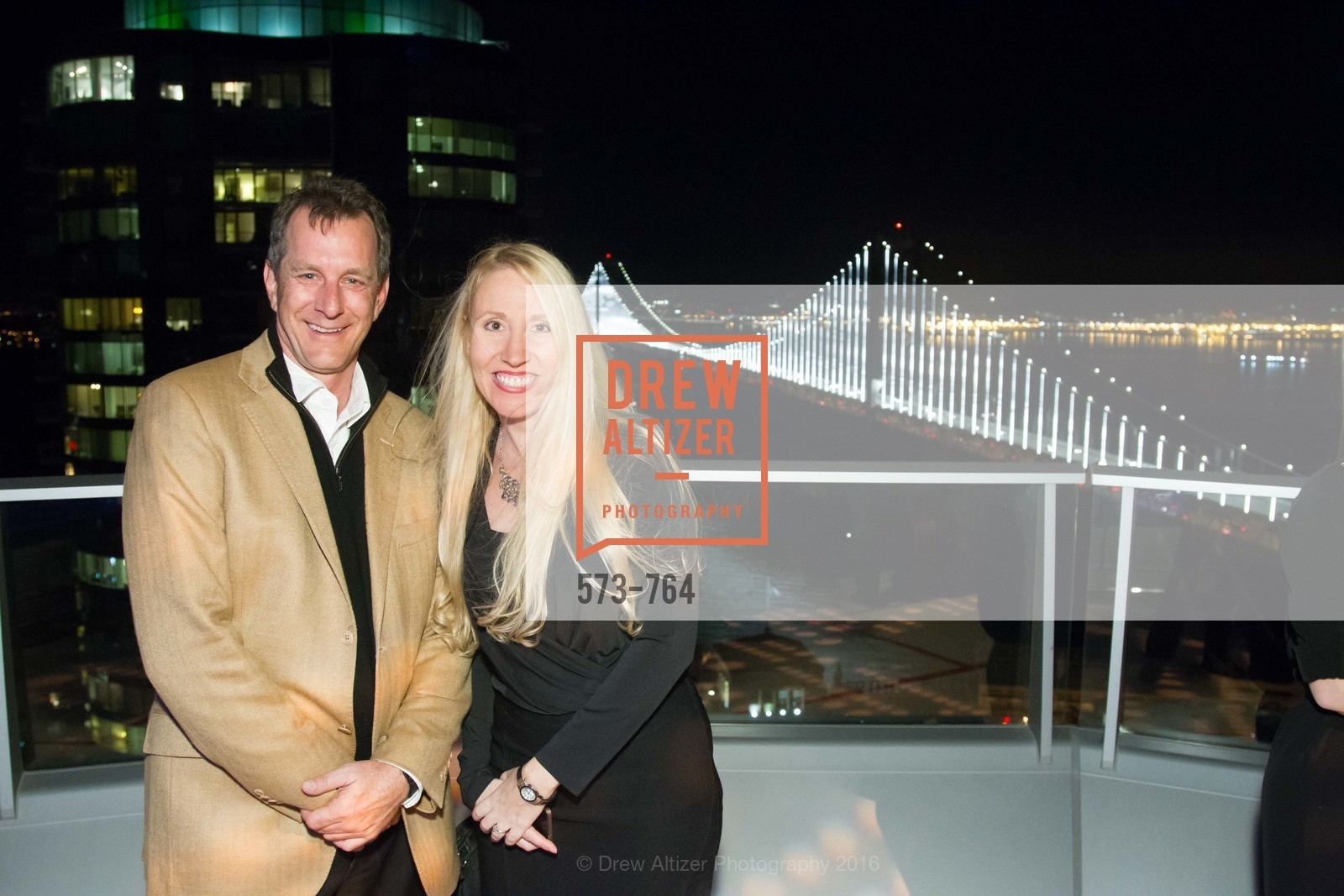 David Theriault, Jennfier Iverson, LUMINA and The Bay Lights Reillumination Celebration, LUMINA. Penthouses 36A and 36B, January 26th, 2016,Drew Altizer, Drew Altizer Photography, full-service agency, private events, San Francisco photographer, photographer california