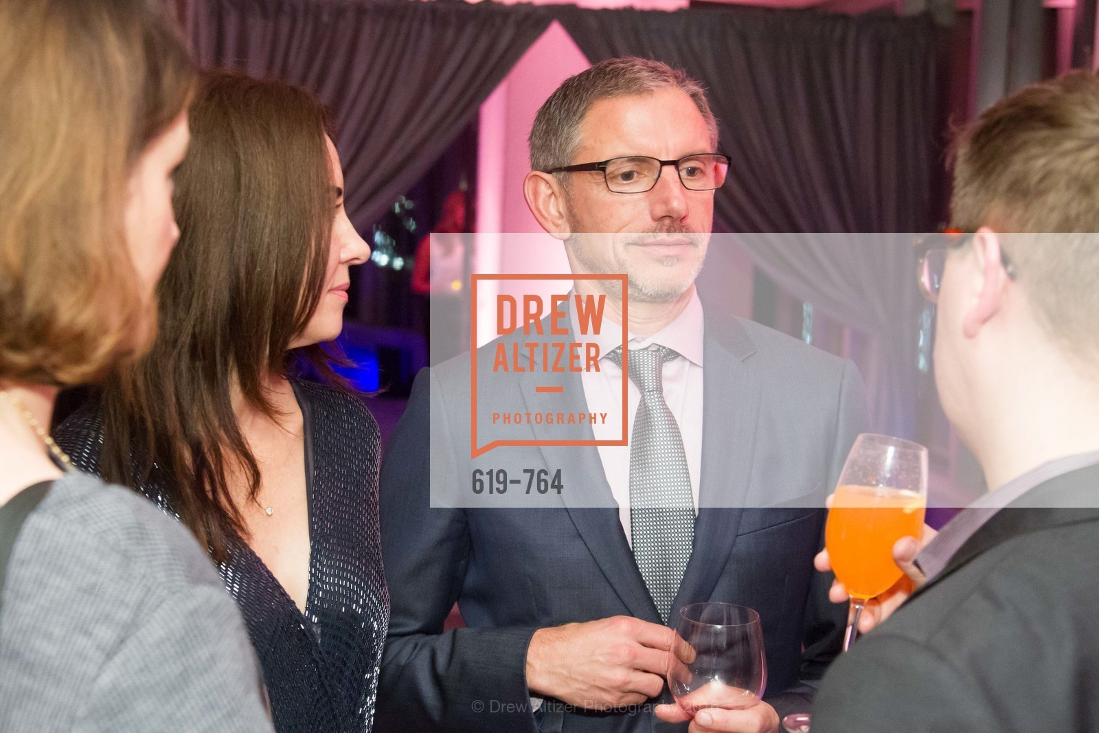 Ben Davis, LUMINA and The Bay Lights Reillumination Celebration, LUMINA. Penthouses 36A and 36B, January 26th, 2016,Drew Altizer, Drew Altizer Photography, full-service agency, private events, San Francisco photographer, photographer california