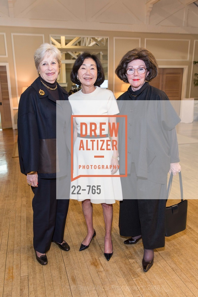Linda Meier, Margaret Raffin, Barbara Campisi, Stanford Women's Health Lunch, Menlo Circus Club. 190 Park Lane, January 26th, 2016,Drew Altizer, Drew Altizer Photography, full-service agency, private events, San Francisco photographer, photographer california