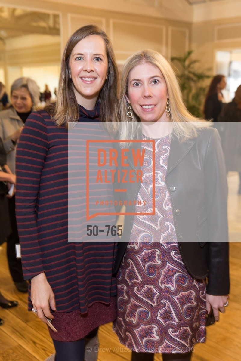 Katherine Glass, Courtney Charney, Stanford Women's Health Lunch, Menlo Circus Club. 190 Park Lane, January 26th, 2016,Drew Altizer, Drew Altizer Photography, full-service agency, private events, San Francisco photographer, photographer california