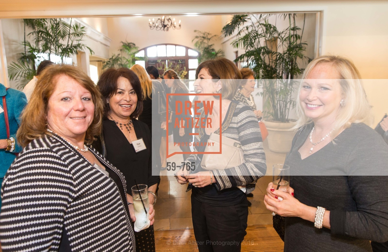 Paula Meier, Elyse Goldberg, Patti Bennett, Stanford Women's Health Lunch, Menlo Circus Club. 190 Park Lane, January 26th, 2016,Drew Altizer, Drew Altizer Photography, full-service agency, private events, San Francisco photographer, photographer california