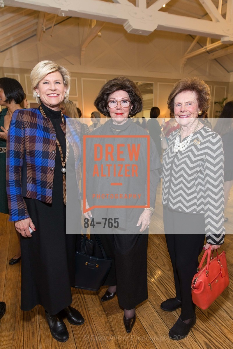 Liz Ferrari, Barbara Campisi, Suzanne Klein, Stanford Women's Health Lunch, Menlo Circus Club. 190 Park Lane, January 26th, 2016,Drew Altizer, Drew Altizer Photography, full-service agency, private events, San Francisco photographer, photographer california