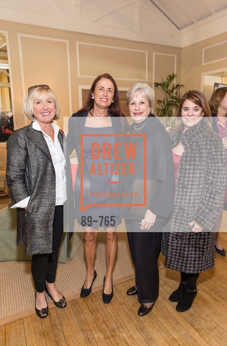Dana Teixeira, Sibylle Whittam, Linda Meier, Carole Middleton, Stanford Women's Health Lunch, Menlo Circus Club. 190 Park Lane, January 26th, 2016,Drew Altizer, Drew Altizer Photography, full-service agency, private events, San Francisco photographer, photographer california