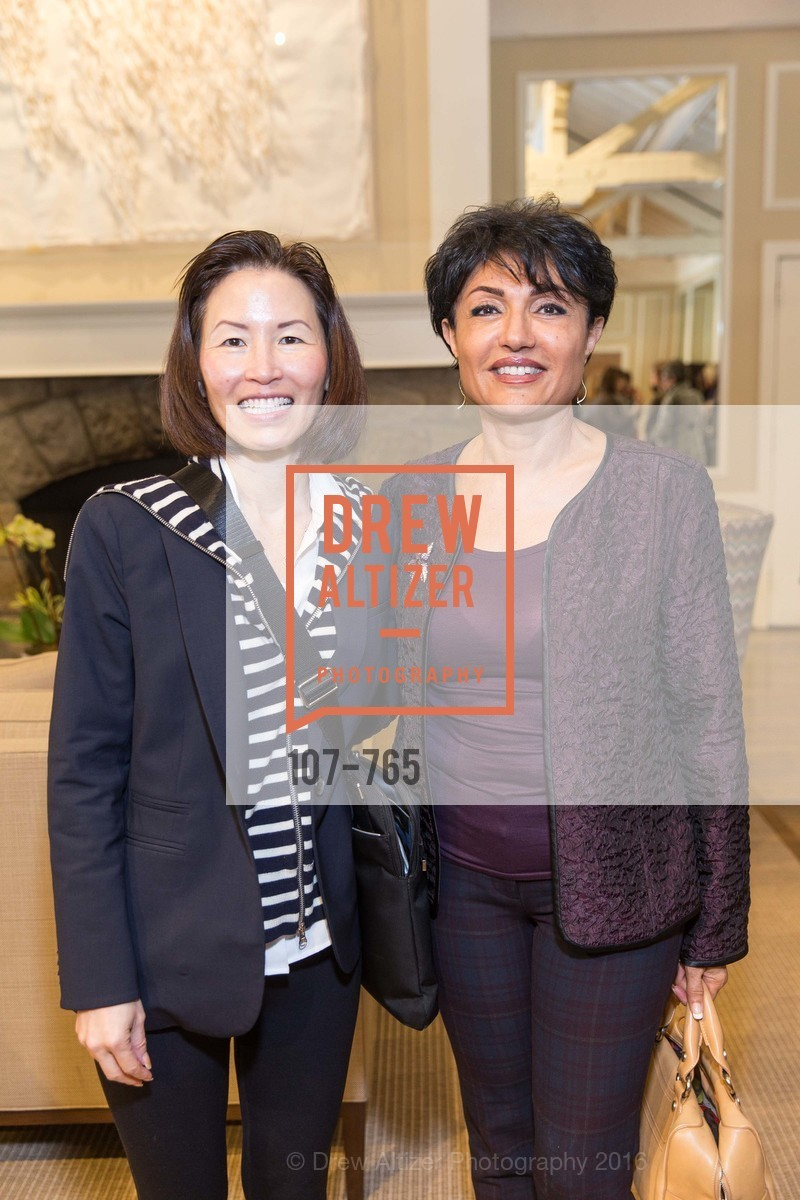 Nancy Chou, Parnian Kaboli, Stanford Women's Health Lunch, Menlo Circus Club. 190 Park Lane, January 26th, 2016,Drew Altizer, Drew Altizer Photography, full-service agency, private events, San Francisco photographer, photographer california