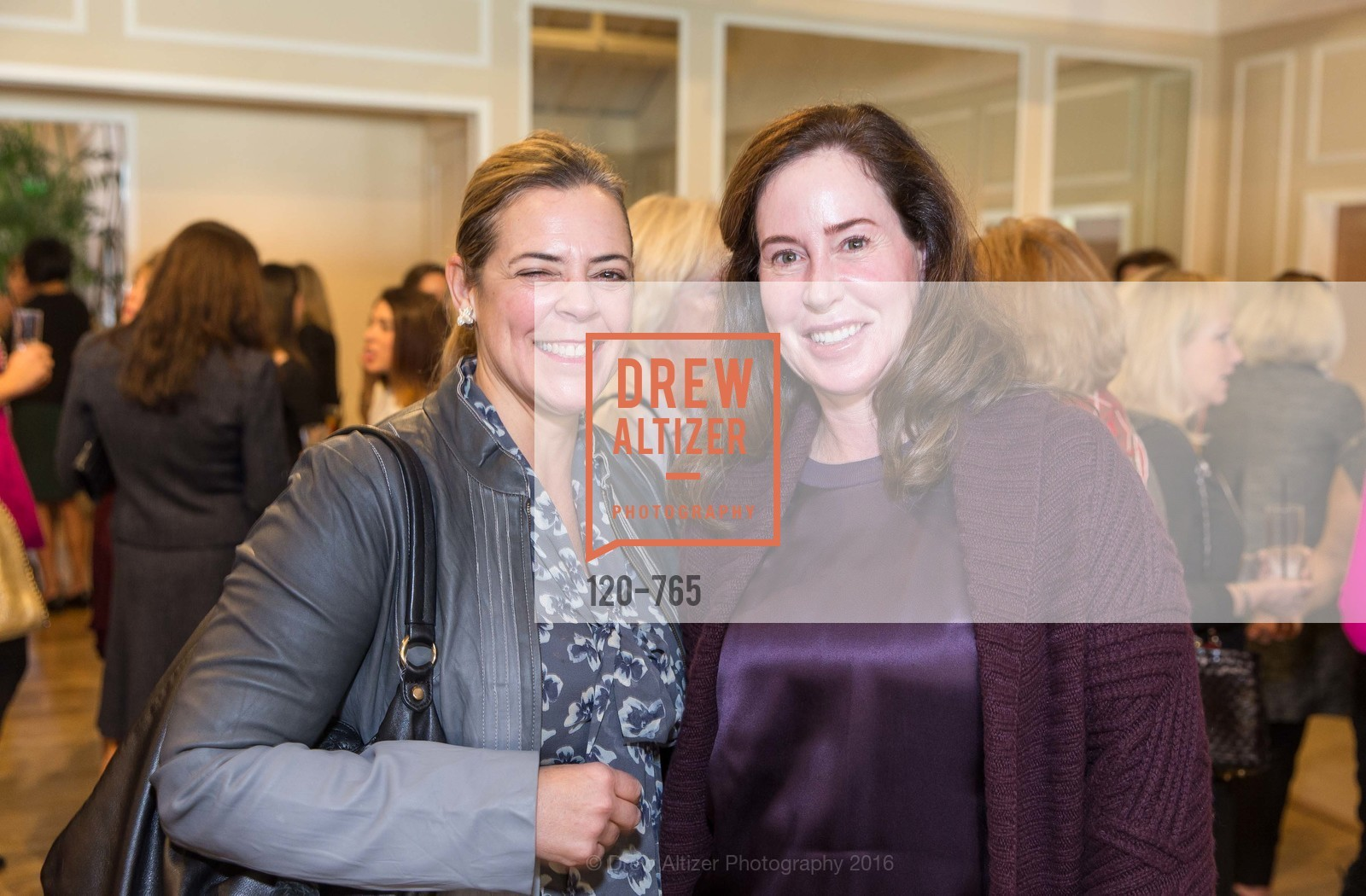 Hilary Armstrong, Meg Bertero, Stanford Women's Health Lunch, Menlo Circus Club. 190 Park Lane, January 26th, 2016,Drew Altizer, Drew Altizer Photography, full-service agency, private events, San Francisco photographer, photographer california