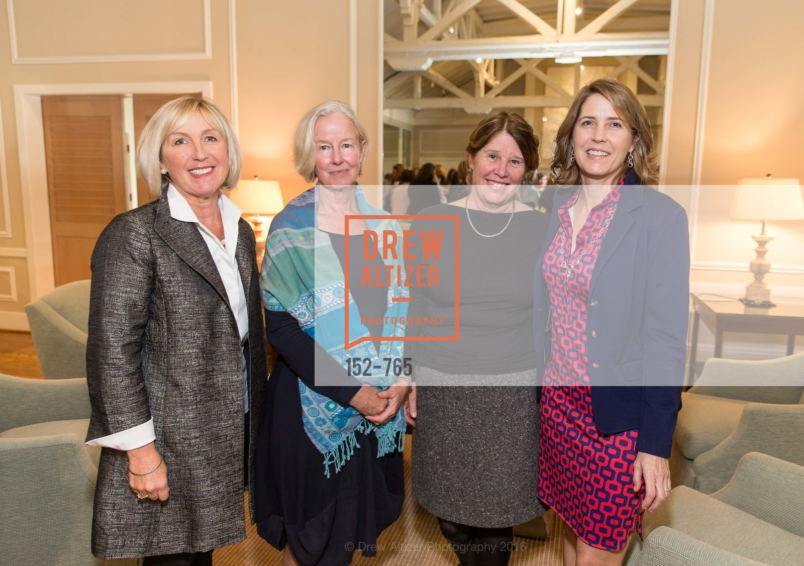 Dana Teixeira, Lucy Ballard, Gayle Snyder, Libby Hulsey, Stanford Women's Health Lunch, Menlo Circus Club. 190 Park Lane, January 26th, 2016,Drew Altizer, Drew Altizer Photography, full-service agency, private events, San Francisco photographer, photographer california
