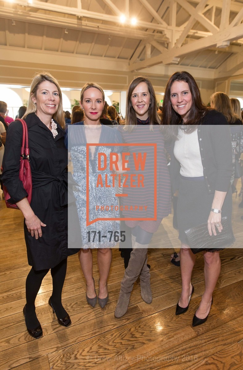 Sarah Rye, Carson Eltoukhy, Katherine Glass, Margaret Munzig, Stanford Women's Health Lunch, Menlo Circus Club. 190 Park Lane, January 26th, 2016,Drew Altizer, Drew Altizer Photography, full-service event agency, private events, San Francisco photographer, photographer California
