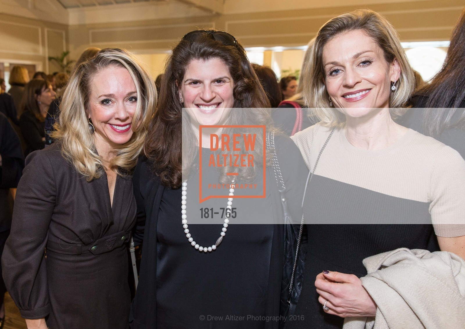 Staci Cole, Amy Wender-Hoch, India Vannini, Stanford Women's Health Lunch, Menlo Circus Club. 190 Park Lane, January 26th, 2016,Drew Altizer, Drew Altizer Photography, full-service event agency, private events, San Francisco photographer, photographer California