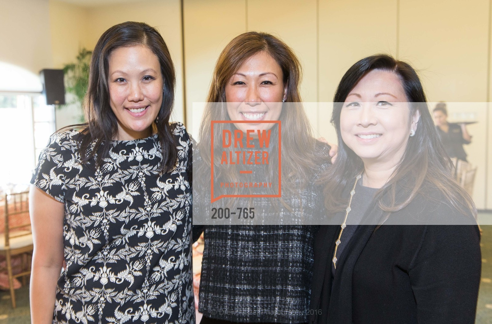 Debbie Yi Madhok, Joy Boatwright, Catherine Park, Stanford Women's Health Lunch, Menlo Circus Club. 190 Park Lane, January 26th, 2016,Drew Altizer, Drew Altizer Photography, full-service agency, private events, San Francisco photographer, photographer california