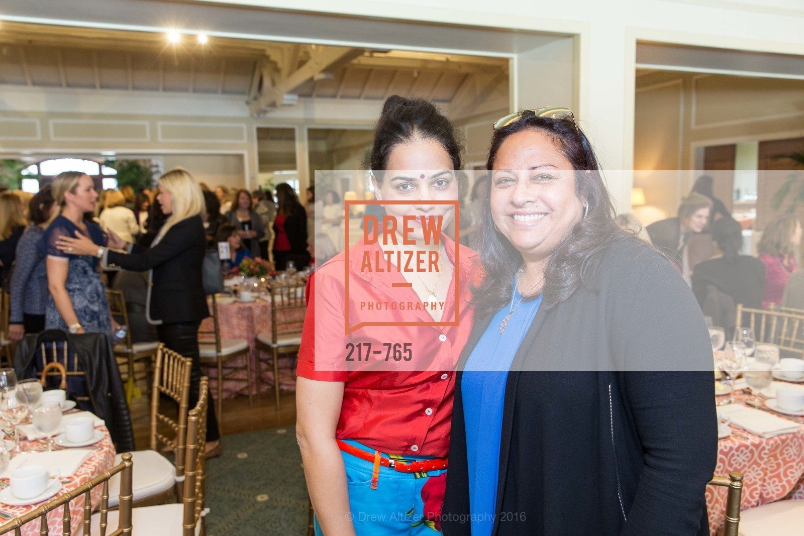 Jyotsna Sulebele, Usha Nesamoney, Stanford Women's Health Lunch, Menlo Circus Club. 190 Park Lane, January 26th, 2016,Drew Altizer, Drew Altizer Photography, full-service agency, private events, San Francisco photographer, photographer california