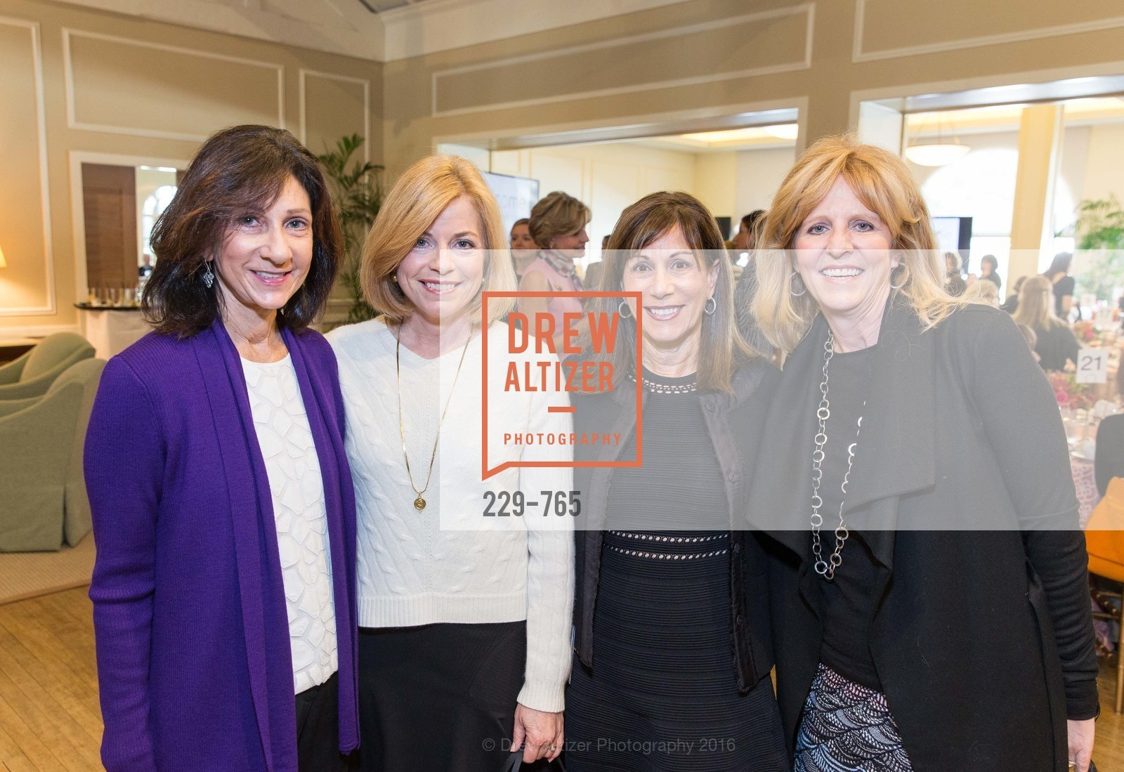 Laurie Kraus Lacob, Kim Young, Lisa Schatz, Jayne Mordell, Stanford Women's Health Lunch, Menlo Circus Club. 190 Park Lane, January 26th, 2016,Drew Altizer, Drew Altizer Photography, full-service agency, private events, San Francisco photographer, photographer california