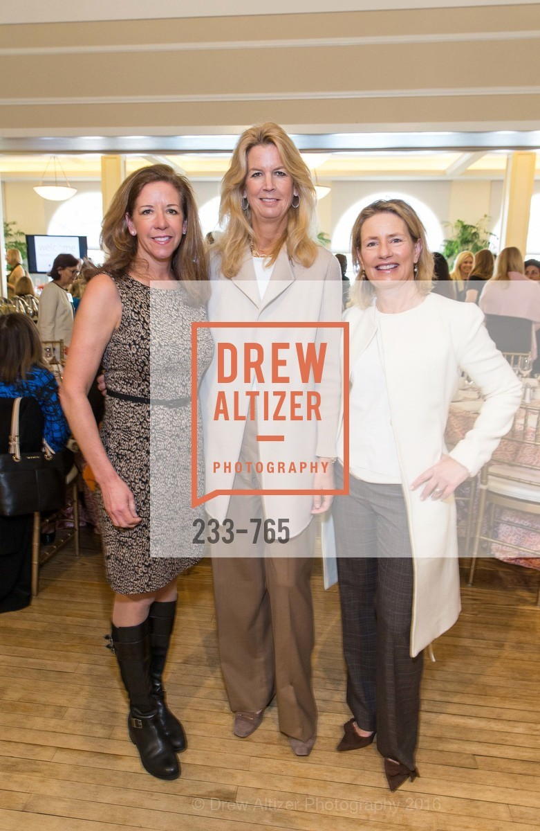 Mary Kircher, Mariann Byerwalter, Sara Steppe, Stanford Women's Health Lunch, Menlo Circus Club. 190 Park Lane, January 26th, 2016,Drew Altizer, Drew Altizer Photography, full-service agency, private events, San Francisco photographer, photographer california