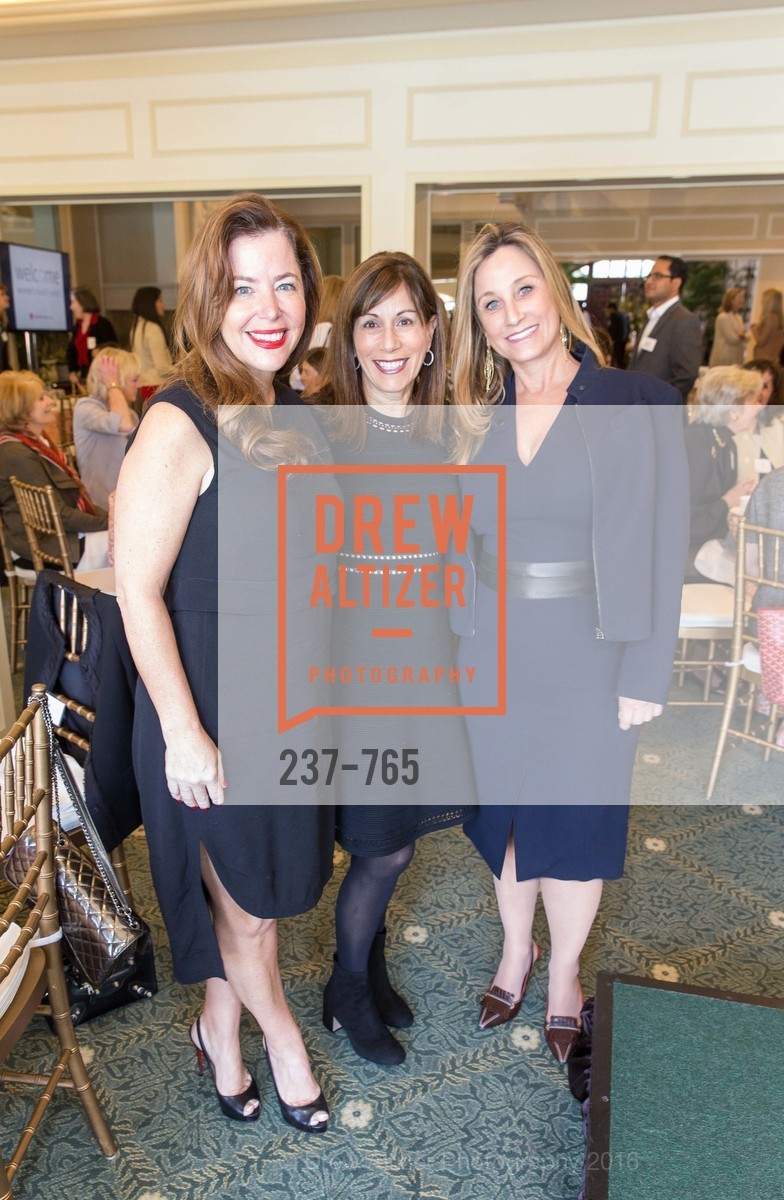 Lisa Cooper, Lisa Schatz, Dianne Taube, Stanford Women's Health Lunch, Menlo Circus Club. 190 Park Lane, January 26th, 2016,Drew Altizer, Drew Altizer Photography, full-service agency, private events, San Francisco photographer, photographer california