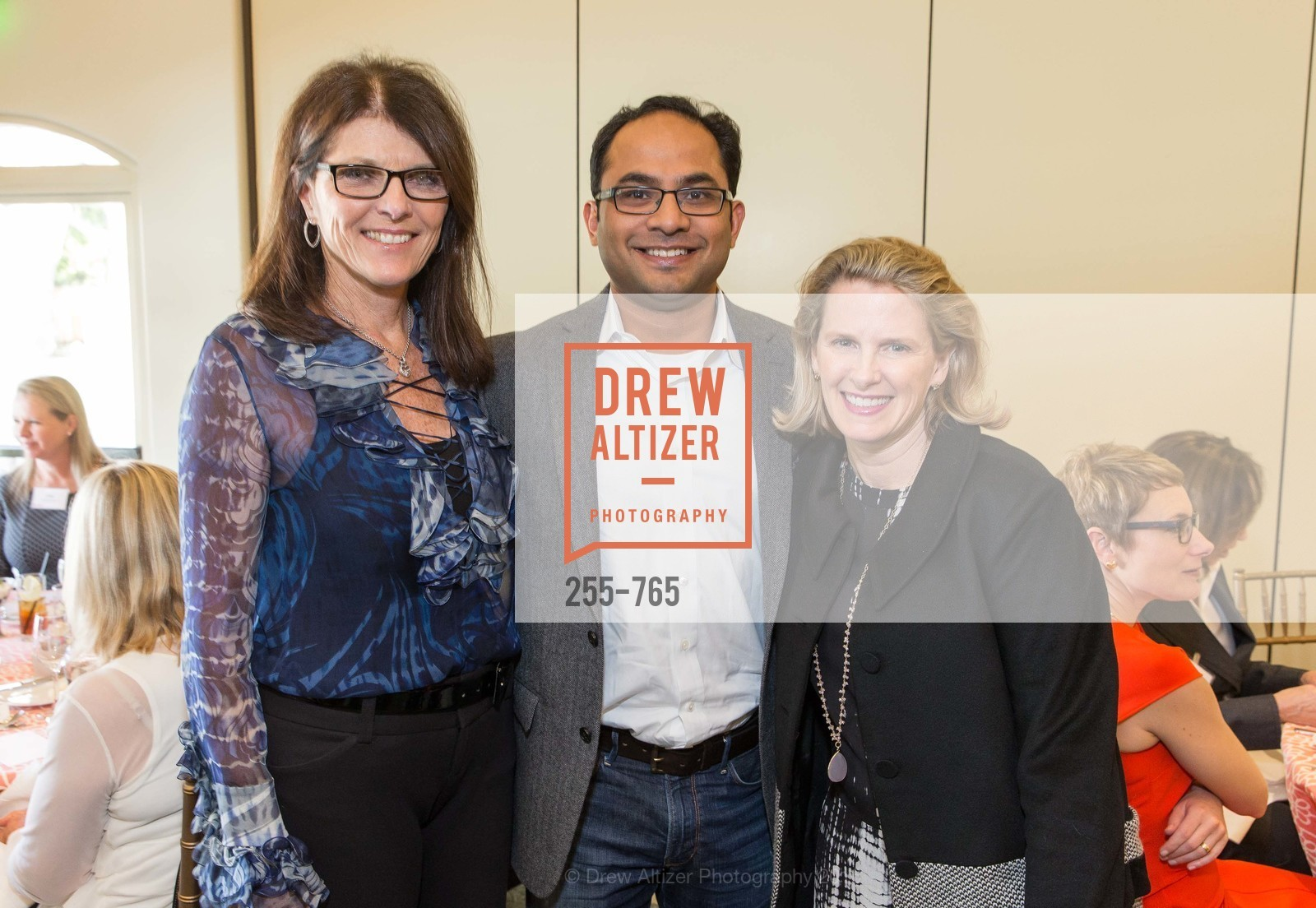 Lorrae Rominger, Mainul Mondal, Marie Hurabiell, Stanford Women's Health Lunch, Menlo Circus Club. 190 Park Lane, January 26th, 2016,Drew Altizer, Drew Altizer Photography, full-service agency, private events, San Francisco photographer, photographer california