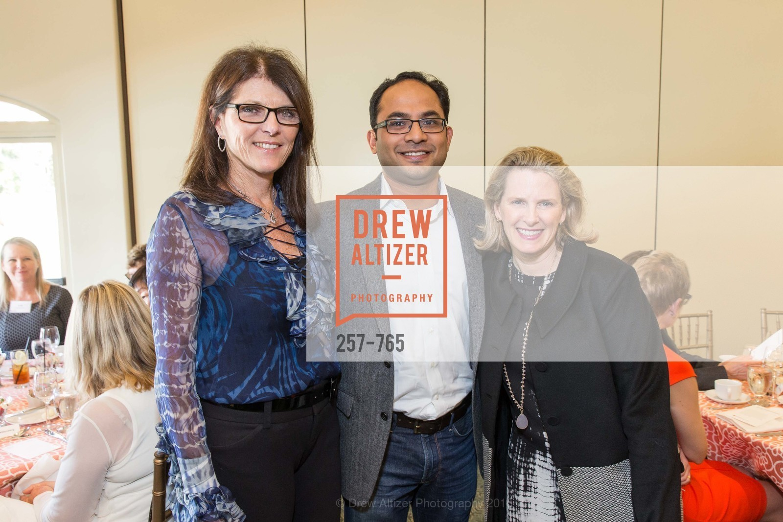 Lorrae Rominger, Mainul Mondal, Marie Hurabiell, Stanford Women's Health Lunch, Menlo Circus Club. 190 Park Lane, January 26th, 2016,Drew Altizer, Drew Altizer Photography, full-service event agency, private events, San Francisco photographer, photographer California