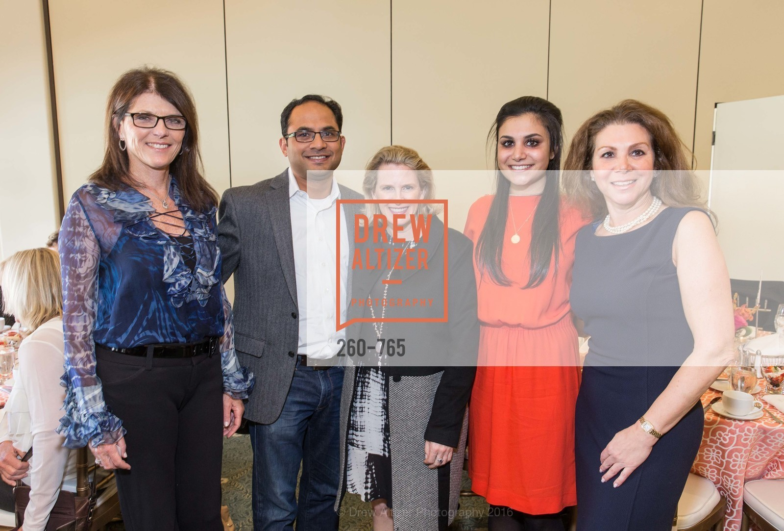 Lorrae Rominger, Mainul Mondal, Marie Hurabiell, Jackie Leylegian, Debra Leylegian, Stanford Women's Health Lunch, Menlo Circus Club. 190 Park Lane, January 26th, 2016,Drew Altizer, Drew Altizer Photography, full-service agency, private events, San Francisco photographer, photographer california