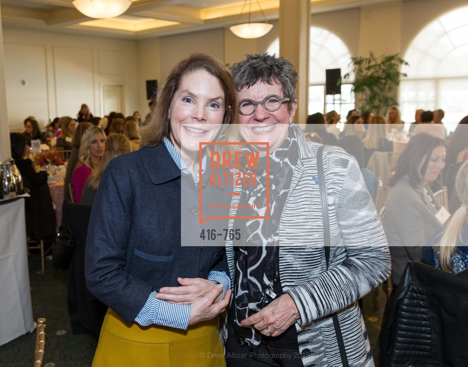 Jill Helms, Sue McCollum, Stanford Women's Health Lunch, Menlo Circus Club. 190 Park Lane, January 26th, 2016,Drew Altizer, Drew Altizer Photography, full-service agency, private events, San Francisco photographer, photographer california