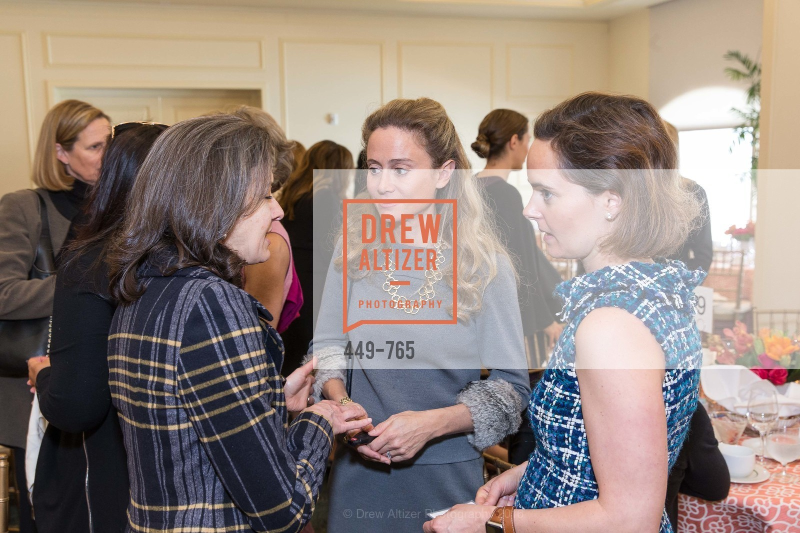 Sylvia Edwards, Chandler Evans, Stanford Women's Health Lunch, Menlo Circus Club. 190 Park Lane, January 26th, 2016,Drew Altizer, Drew Altizer Photography, full-service agency, private events, San Francisco photographer, photographer california