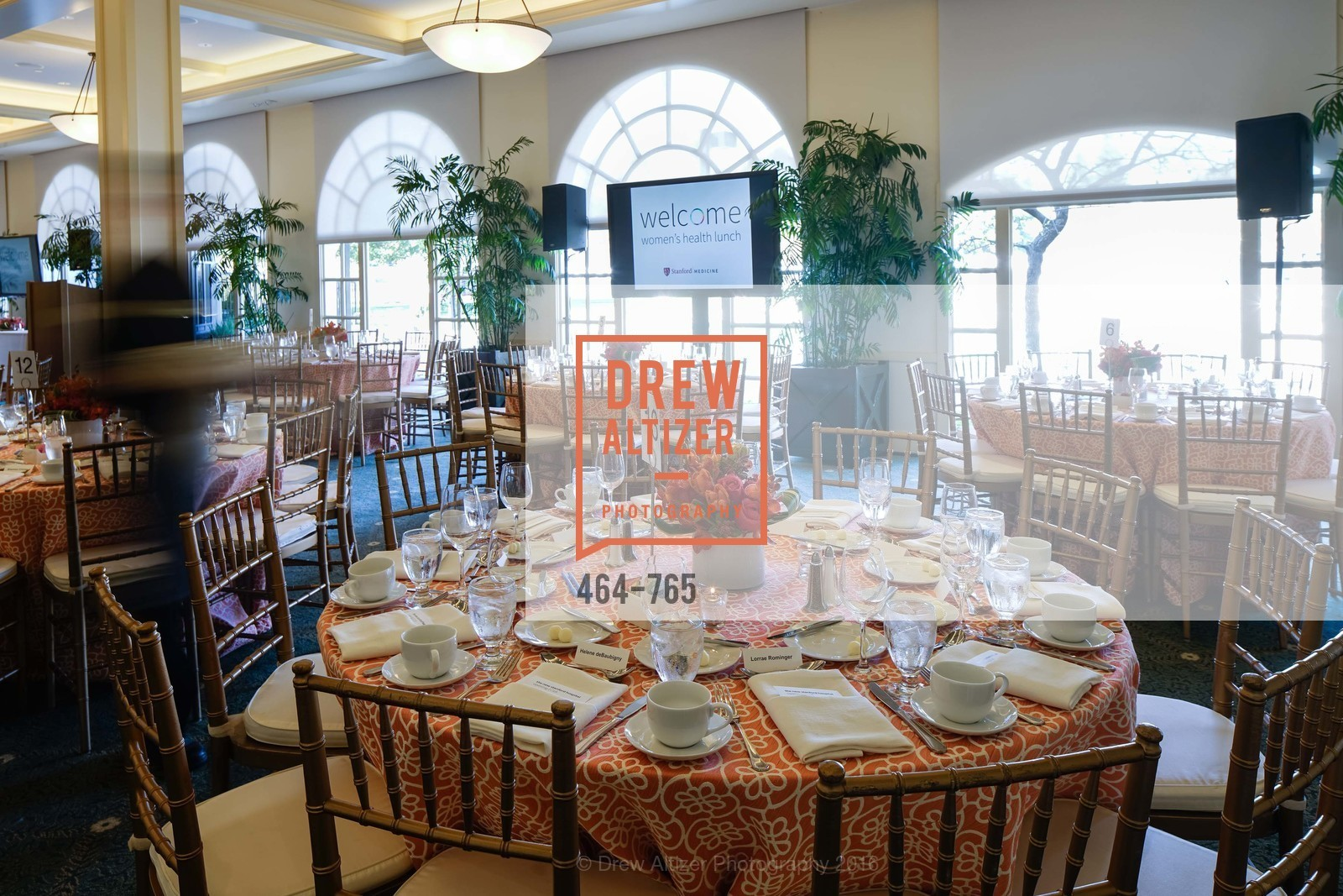 Atmosphere, Stanford Women's Health Lunch, Menlo Circus Club. 190 Park Lane, January 26th, 2016,Drew Altizer, Drew Altizer Photography, full-service event agency, private events, San Francisco photographer, photographer California