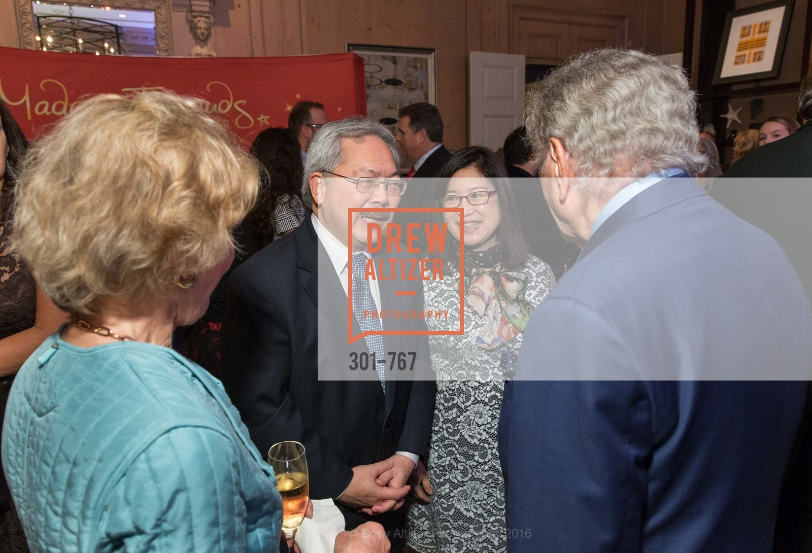 Ed Lee, Anita Lee, A Special Reception with Tony Bennett, The Fairmont, San Francisco, The Penthouse Suite, January 26th, 2016,Drew Altizer, Drew Altizer Photography, full-service agency, private events, San Francisco photographer, photographer california