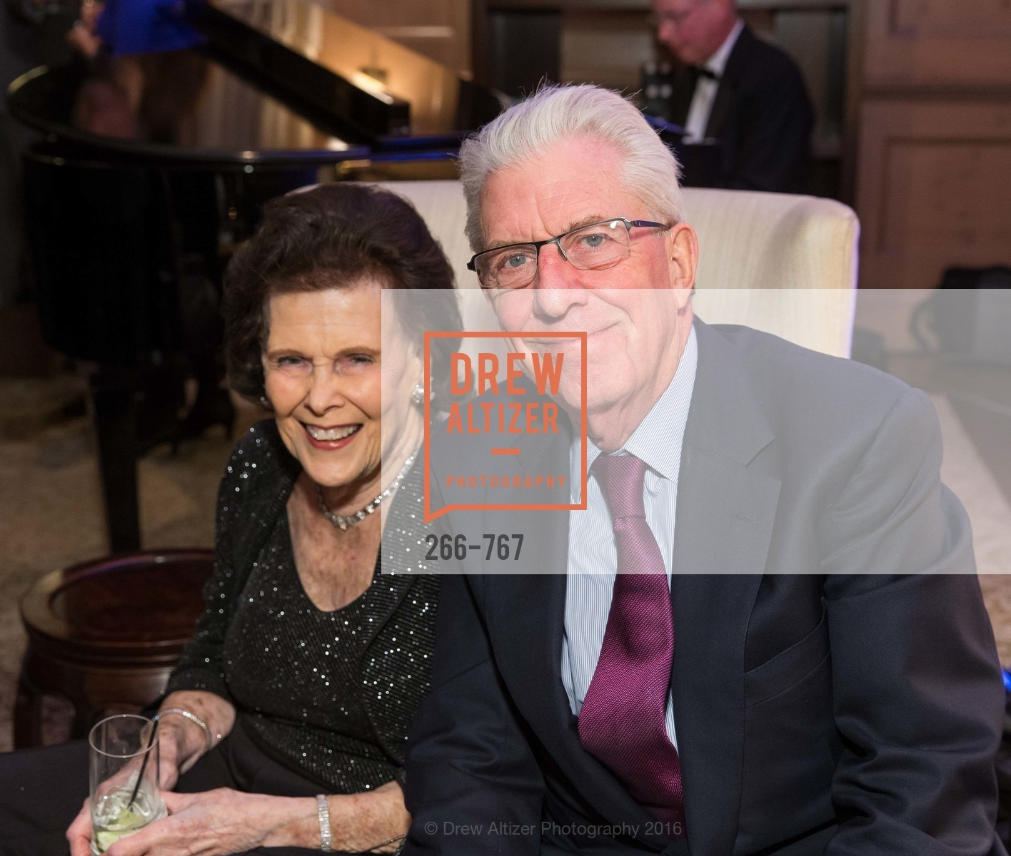 Lucy Jewett, Rich Guggenhime, A Special Reception with Tony Bennett, The Fairmont, San Francisco, The Penthouse Suite, January 26th, 2016,Drew Altizer, Drew Altizer Photography, full-service agency, private events, San Francisco photographer, photographer california