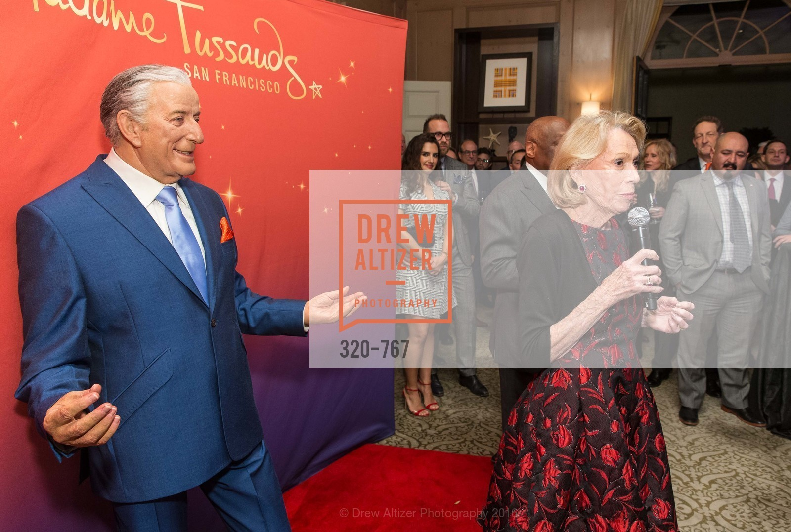 Charlotte Shultz, A Special Reception with Tony Bennett, The Fairmont, San Francisco, The Penthouse Suite, January 26th, 2016,Drew Altizer, Drew Altizer Photography, full-service event agency, private events, San Francisco photographer, photographer California