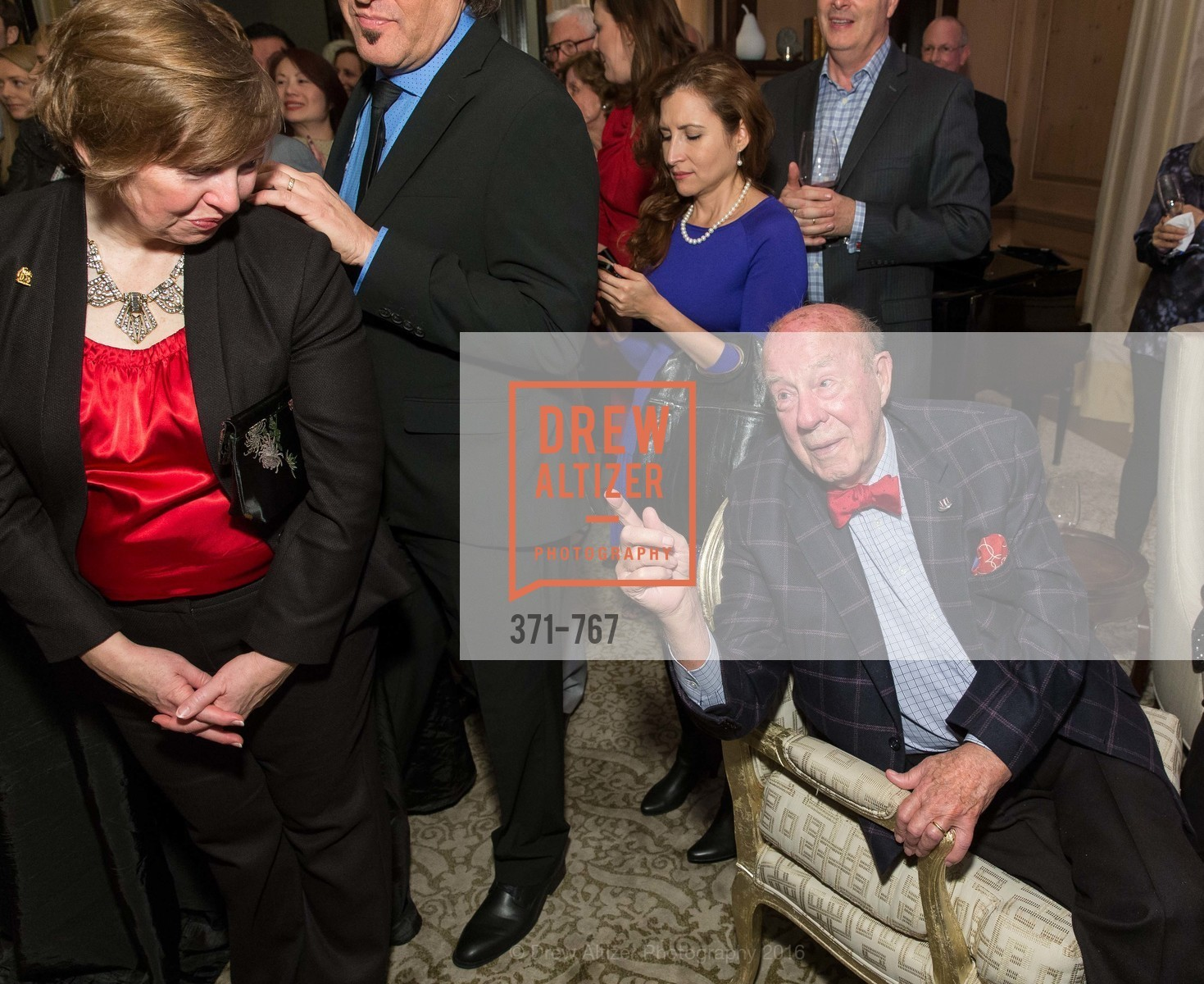 George Shultz, A Special Reception with Tony Bennett, The Fairmont, San Francisco, The Penthouse Suite, January 26th, 2016,Drew Altizer, Drew Altizer Photography, full-service agency, private events, San Francisco photographer, photographer california