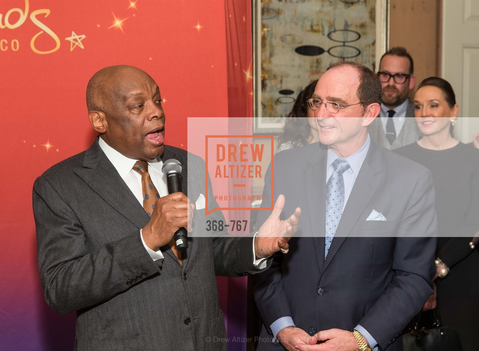 Willie Brown, Tom Klein, A Special Reception with Tony Bennett, The Fairmont, San Francisco, The Penthouse Suite, January 26th, 2016,Drew Altizer, Drew Altizer Photography, full-service agency, private events, San Francisco photographer, photographer california