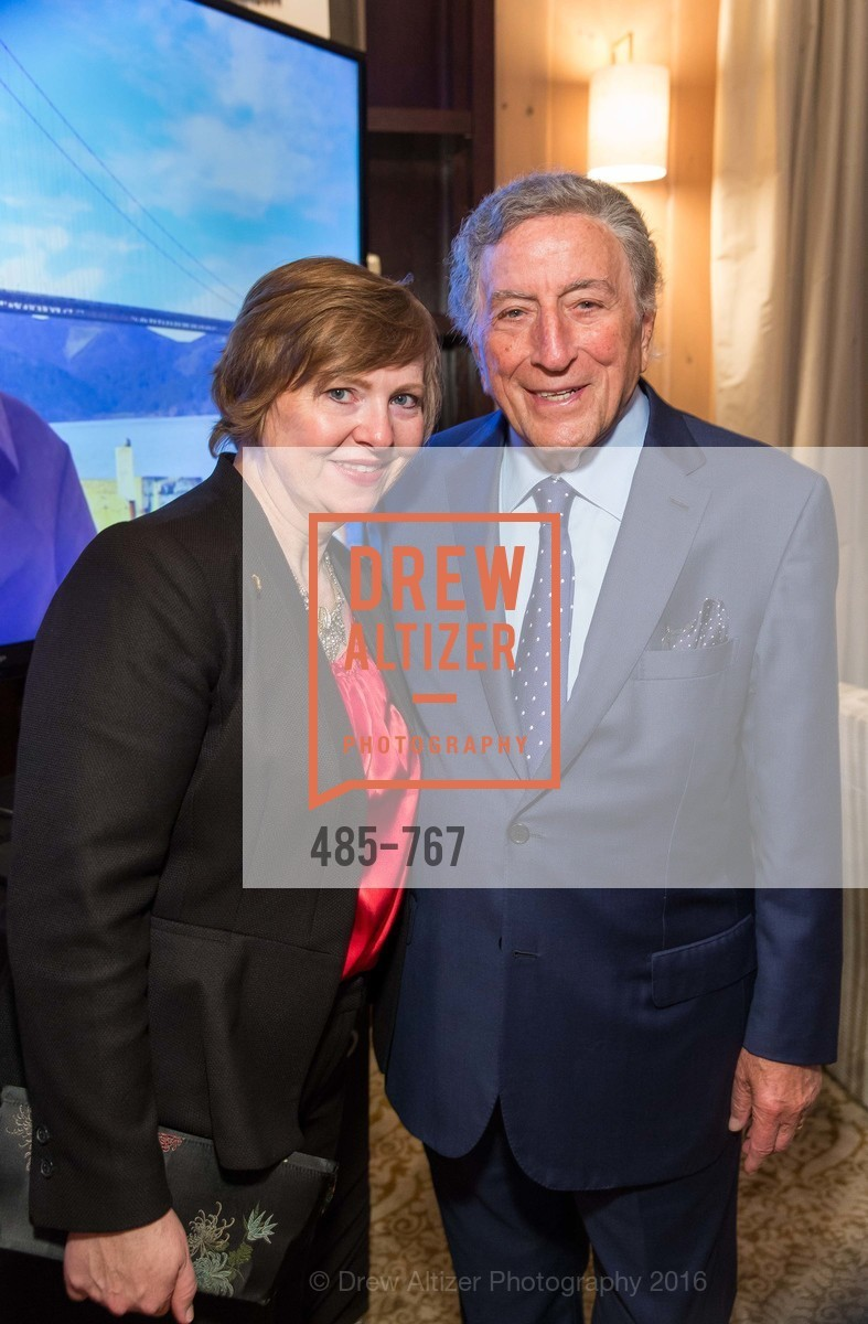 Dora Muir, Tony Bennett, A Special Reception with Tony Bennett, The Fairmont, San Francisco, The Penthouse Suite, January 26th, 2016,Drew Altizer, Drew Altizer Photography, full-service agency, private events, San Francisco photographer, photographer california