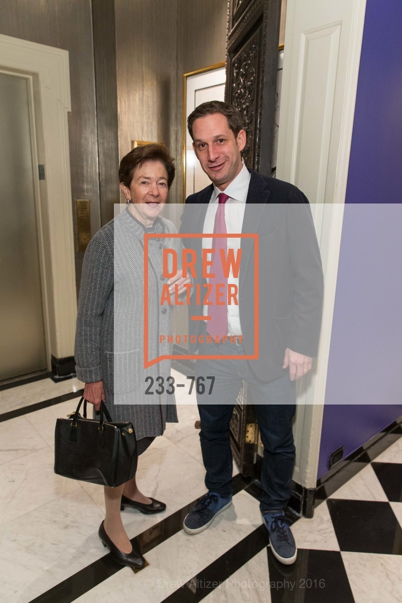 Roselyne Swig, Daniel Lurie, A Special Reception with Tony Bennett, The Fairmont, San Francisco, The Penthouse Suite, January 26th, 2016,Drew Altizer, Drew Altizer Photography, full-service agency, private events, San Francisco photographer, photographer california