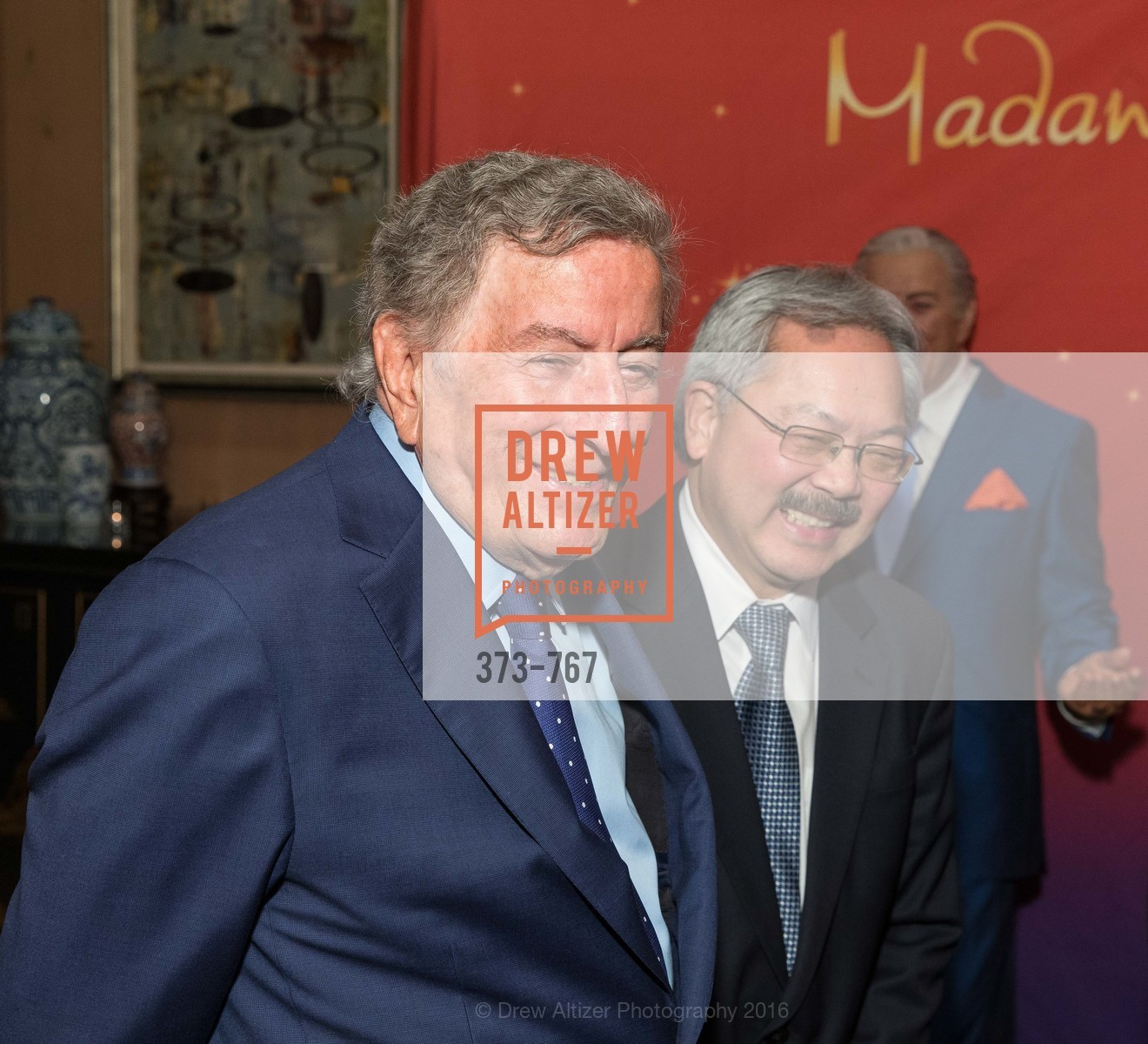 Tony Bennett, Ed Lee, A Special Reception with Tony Bennett, The Fairmont, San Francisco, The Penthouse Suite, January 26th, 2016,Drew Altizer, Drew Altizer Photography, full-service agency, private events, San Francisco photographer, photographer california