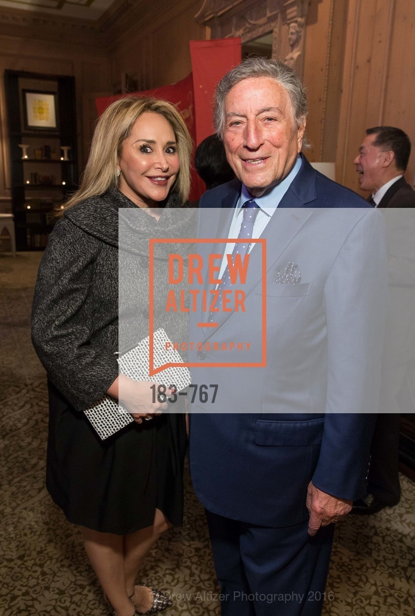 Rada Katz, Tony Bennett, A Special Reception with Tony Bennett, The Fairmont, San Francisco, The Penthouse Suite, January 26th, 2016,Drew Altizer, Drew Altizer Photography, full-service agency, private events, San Francisco photographer, photographer california