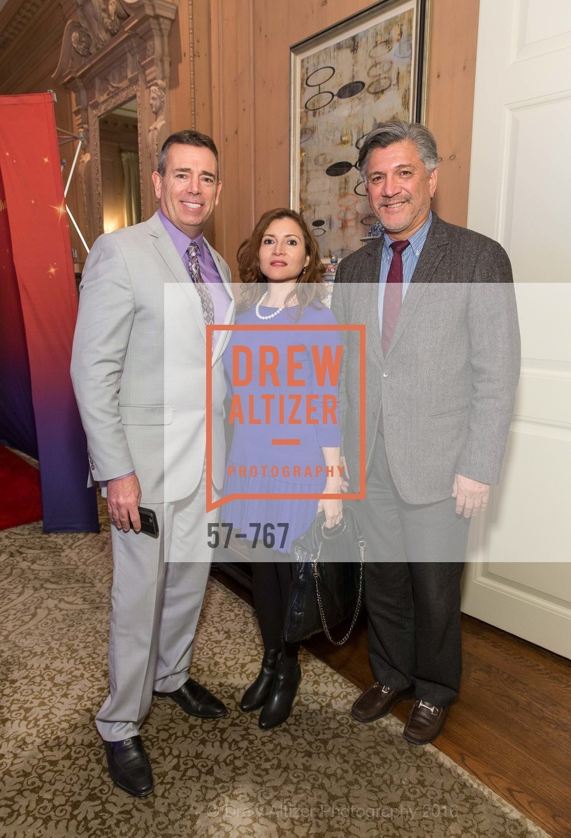 Greg Morgan, Edith Robles, Mario Diaz, A Special Reception with Tony Bennett, The Fairmont, San Francisco, The Penthouse Suite, January 26th, 2016,Drew Altizer, Drew Altizer Photography, full-service agency, private events, San Francisco photographer, photographer california