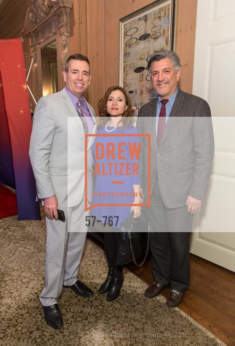 Greg Morgan, Edith Robles, Mario Diaz, Photo #57-767