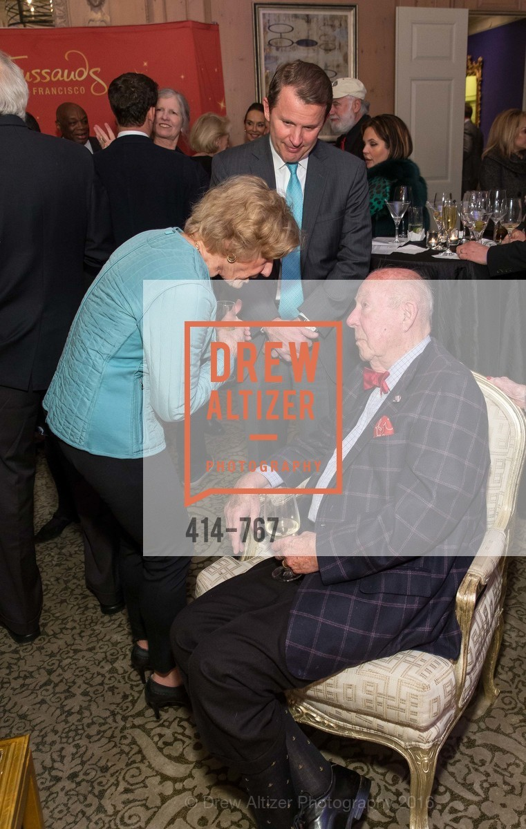 Nancy Bechtle, George Shultz, A Special Reception with Tony Bennett, The Fairmont, San Francisco, The Penthouse Suite, January 26th, 2016,Drew Altizer, Drew Altizer Photography, full-service agency, private events, San Francisco photographer, photographer california