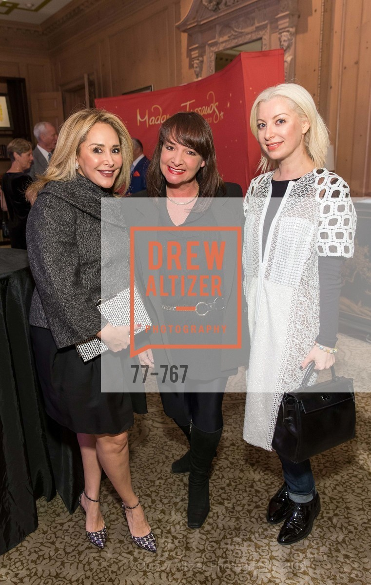 Brenda Zarate, Barbara Klein, Sonya Molodetskaya, Photo #77-767