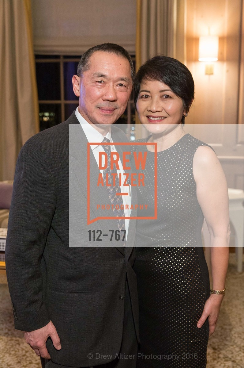 Ed Soohoo, Terri Soohoo, A Special Reception with Tony Bennett, The Fairmont, San Francisco, The Penthouse Suite, January 26th, 2016,Drew Altizer, Drew Altizer Photography, full-service agency, private events, San Francisco photographer, photographer california