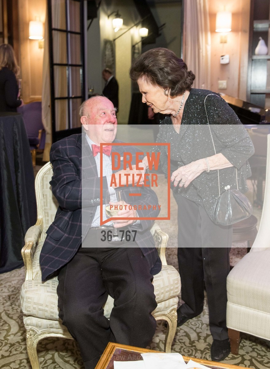 George Shultz, Lucy Jewett, A Special Reception with Tony Bennett, The Fairmont, San Francisco, The Penthouse Suite, January 26th, 2016,Drew Altizer, Drew Altizer Photography, full-service agency, private events, San Francisco photographer, photographer california