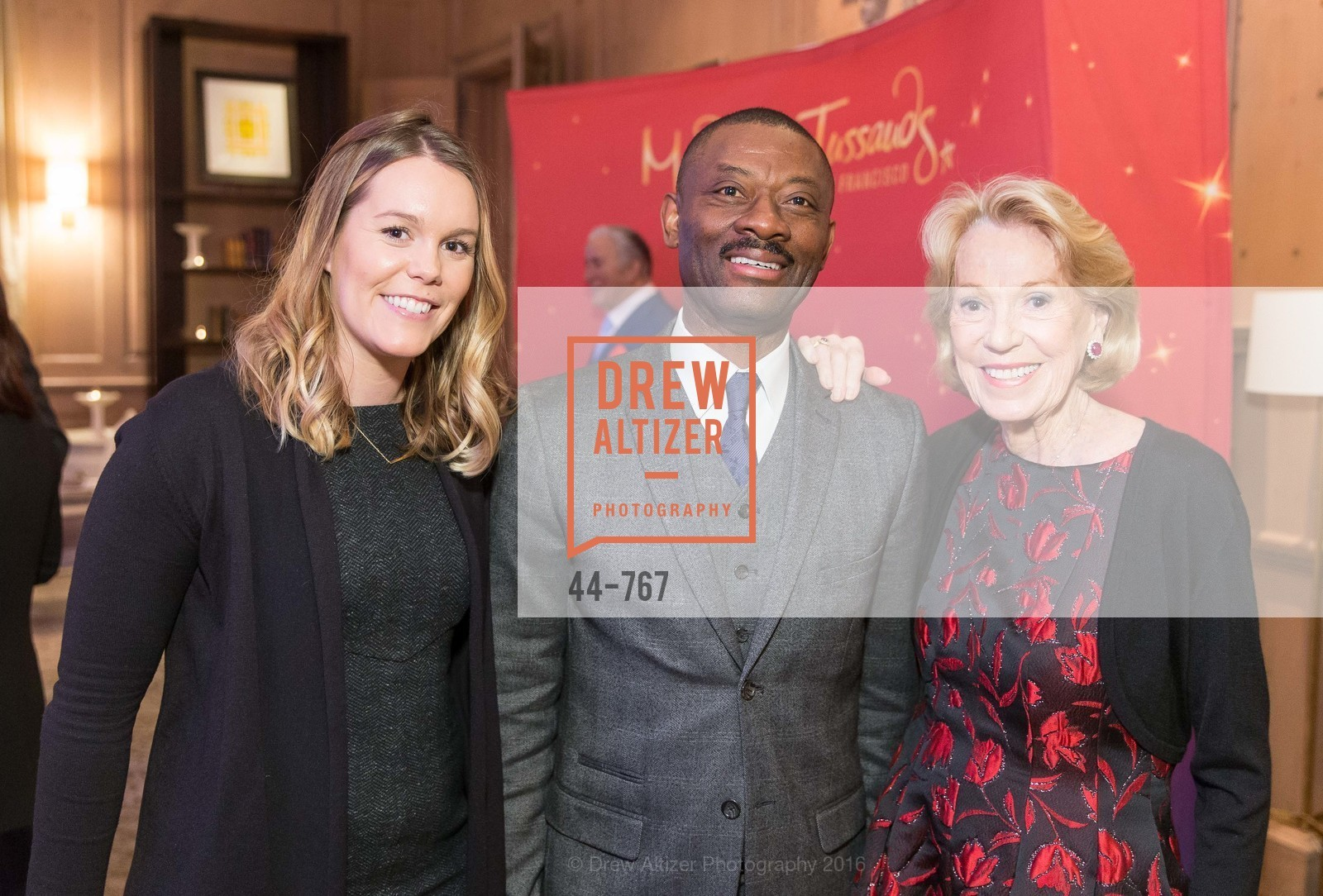 Caitlin Jenkinson, Kofi Bonner, Charlotte Shultz, A Special Reception with Tony Bennett, The Fairmont, San Francisco, The Penthouse Suite, January 26th, 2016